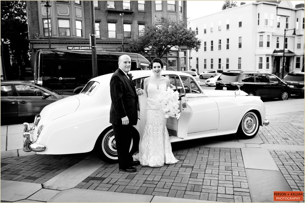 Downtown Boston Wedding Ritz-Carlton Boston