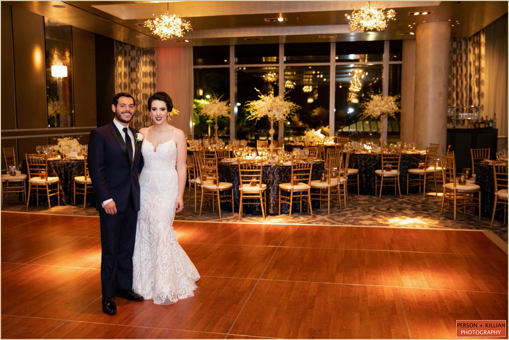 Elegant Wedding Ritz-Carlton Boston