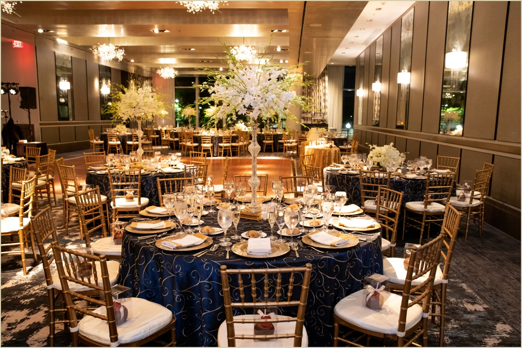Ritz-Carlton Boston Ballroom Wedding