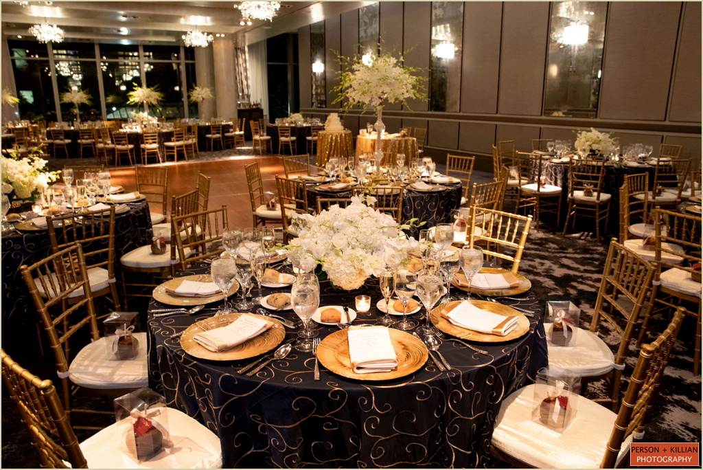 Ritz-Carlton Boston Fall Wedding