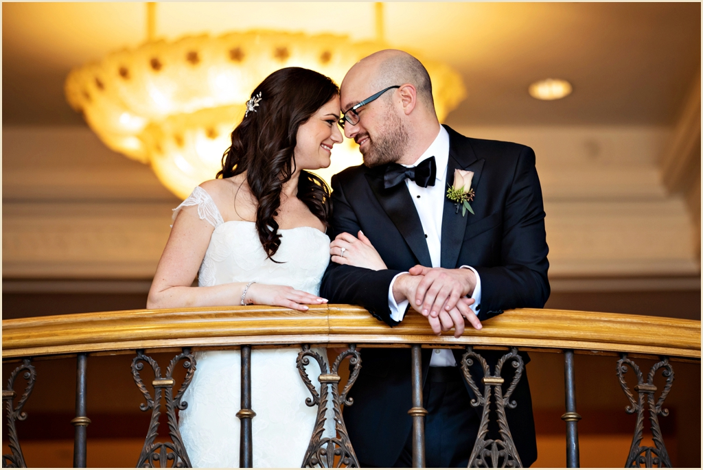 Four Seasons Hotel Boston Wedding Photography