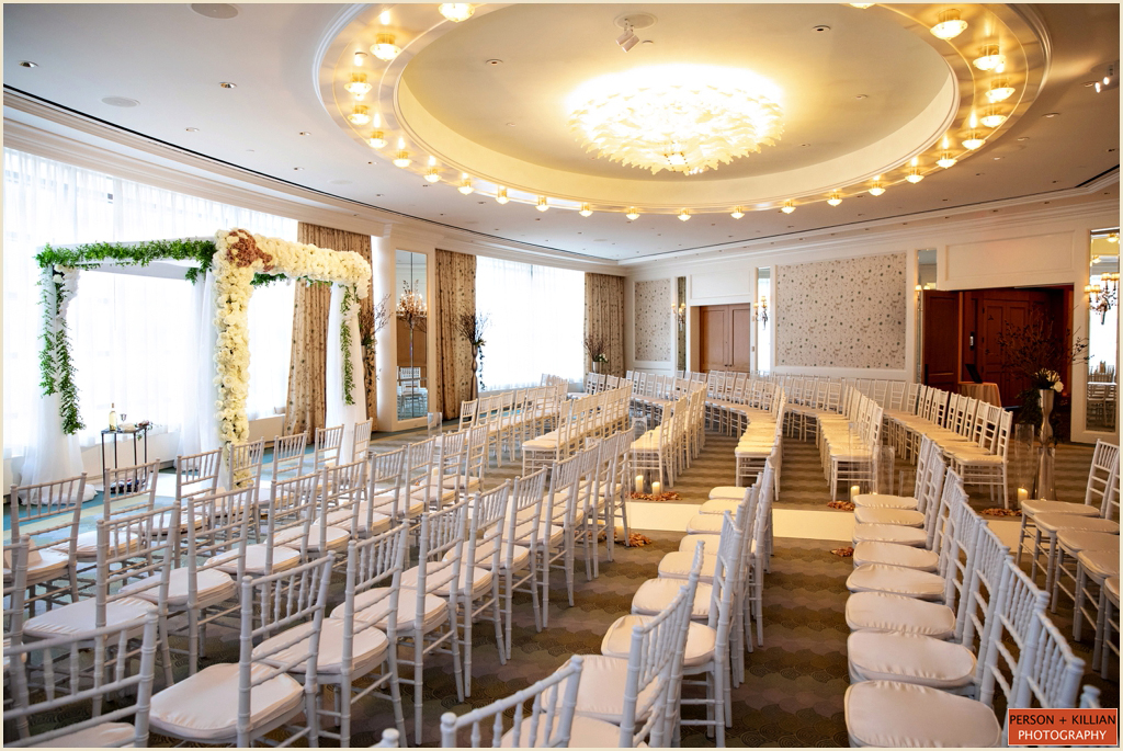 Four Seasons Hotel Boston Governors Room Wedding