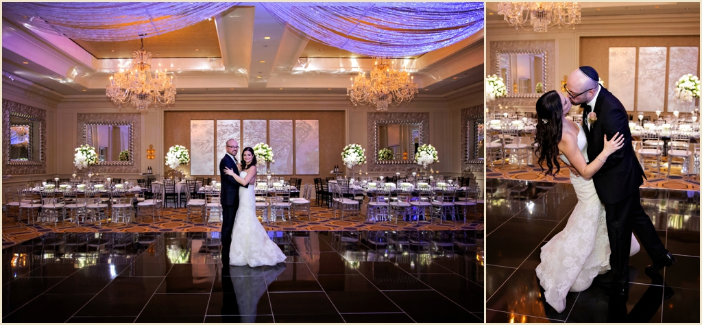 Four Seasons Hotel Boston Ballroom Wedding