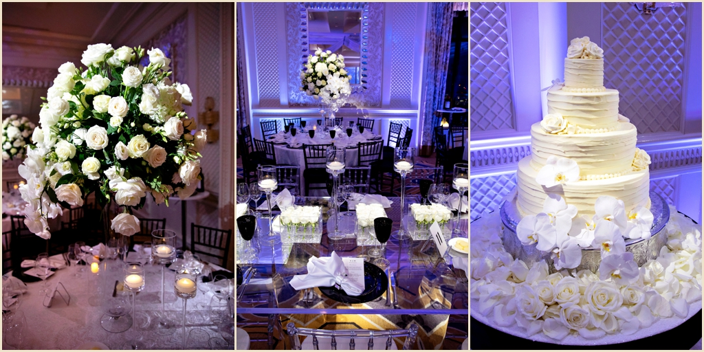 Modern Spring Wedding Four Seasons Hotel Boston