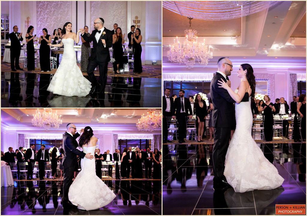 Four Seasons Hotel Boston Ballroom Spring Wedding