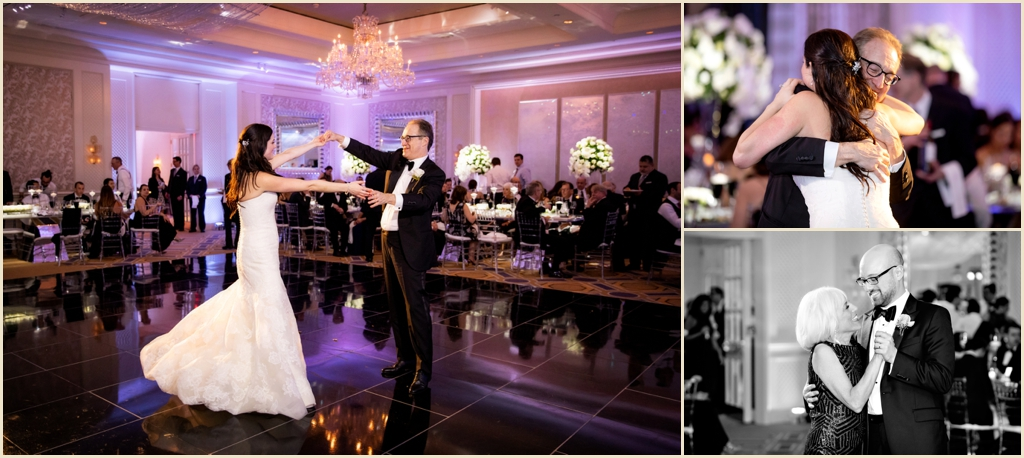 Sophisticated Spring Wedding Four Seasons Hotel Boston