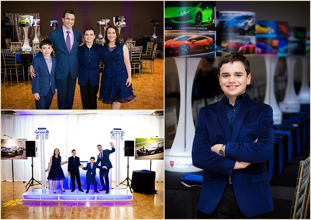 Boston Bar Mitzvah Photography