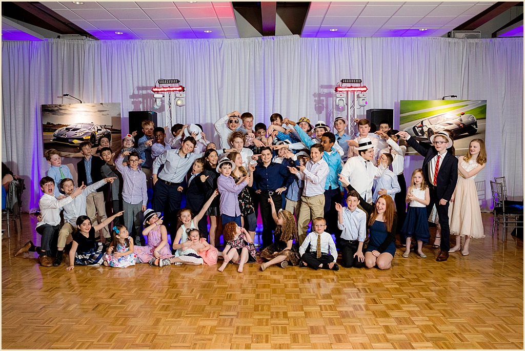 Event Photography Boston Bar Mitzvah