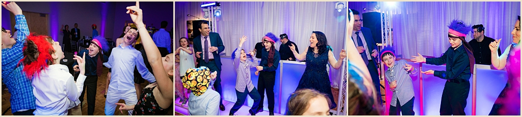 Temple Beth Shalom Photography Bar Mitzvah