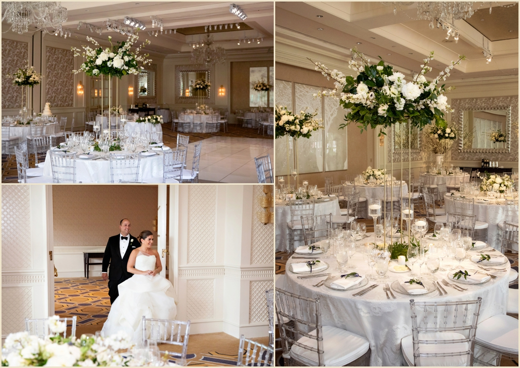 Spring Wedding Four Seasons Boston Ballroom