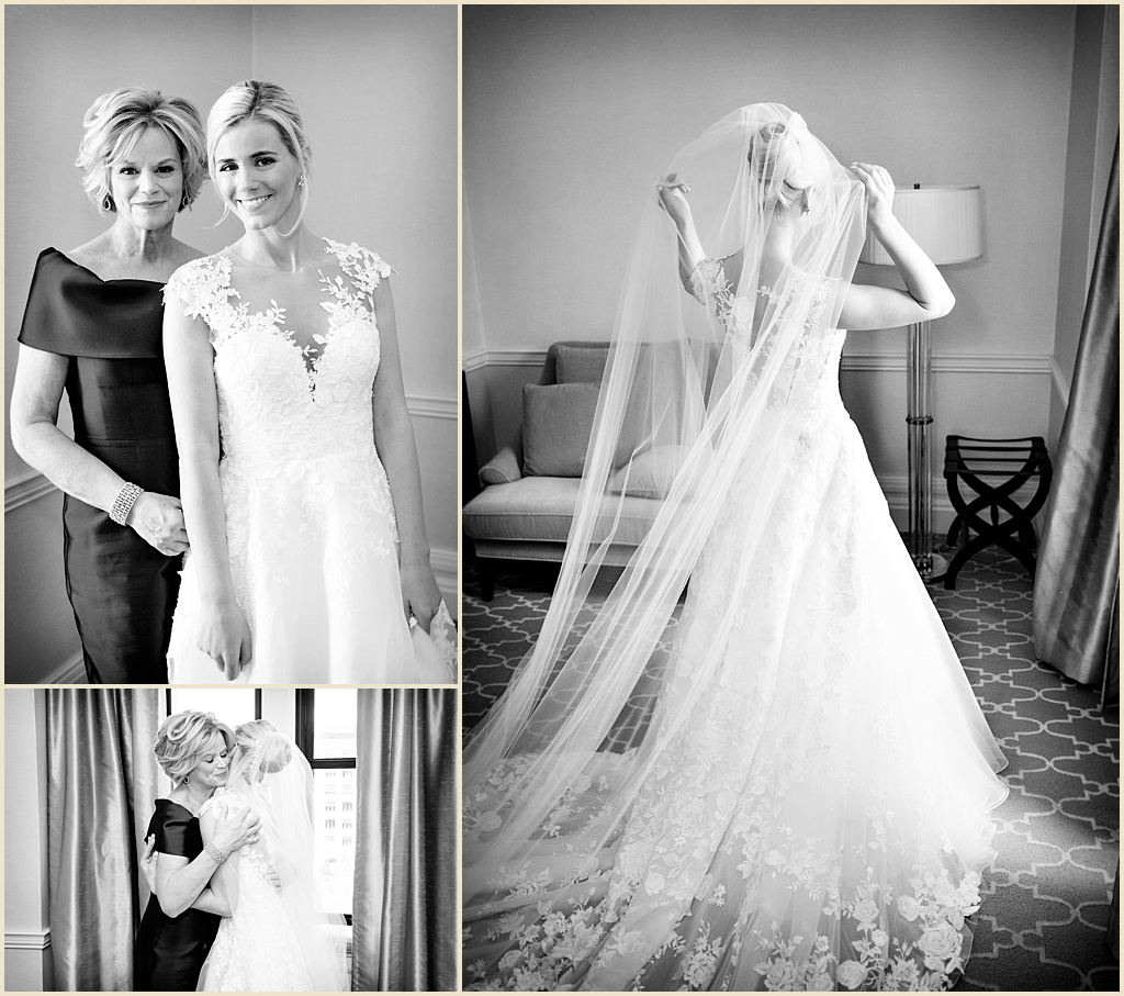 Fairmont Copley Plaza Wedding Photography