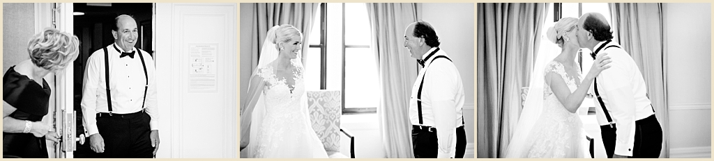 Fairmont Copley Plaza Summer Wedding Boston