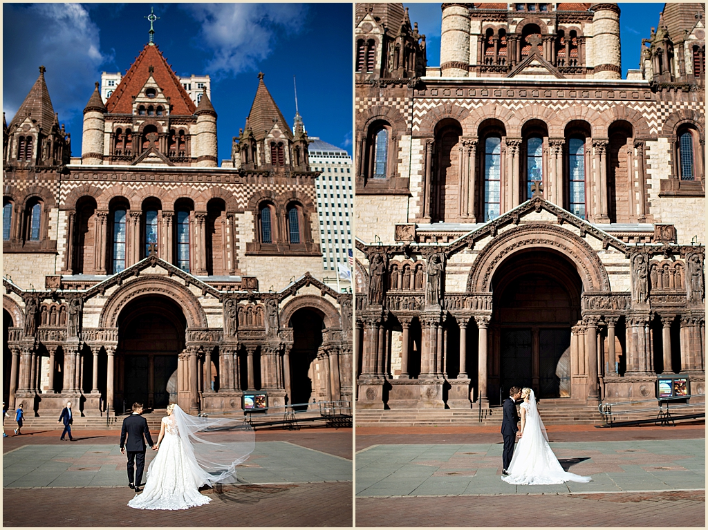 Boston Old South Church Wedding Photography
