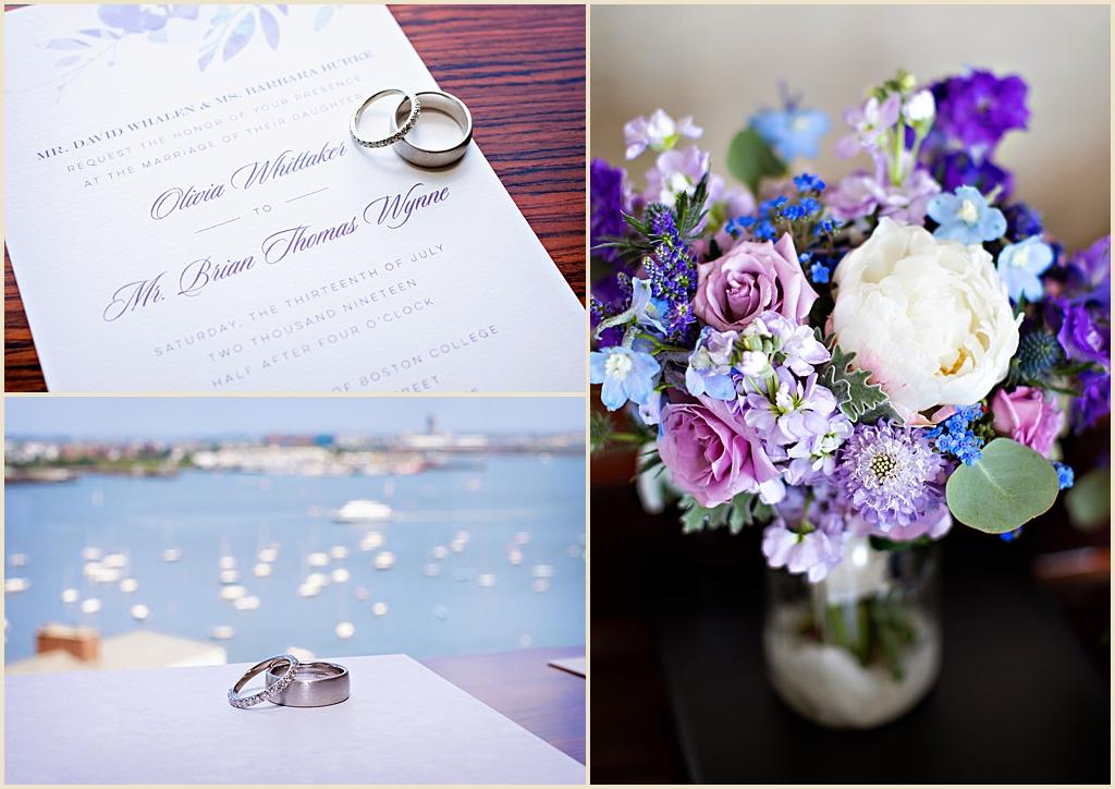 Summer Wedding Boston