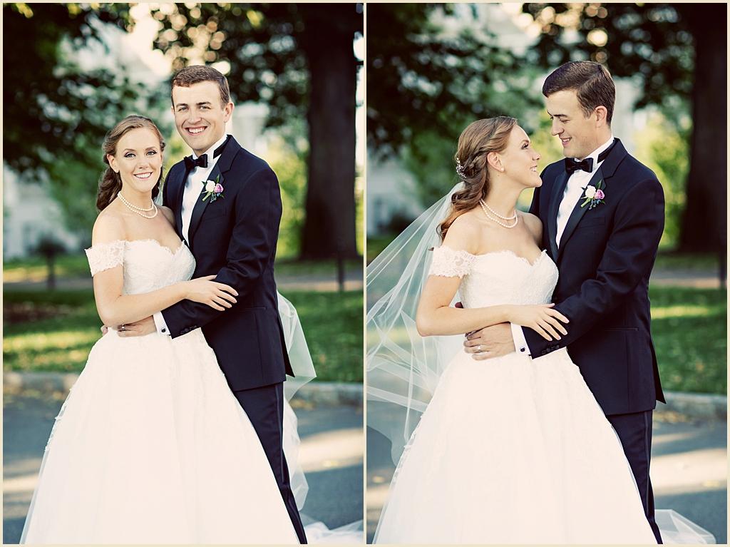 Summer Wedding Boston College