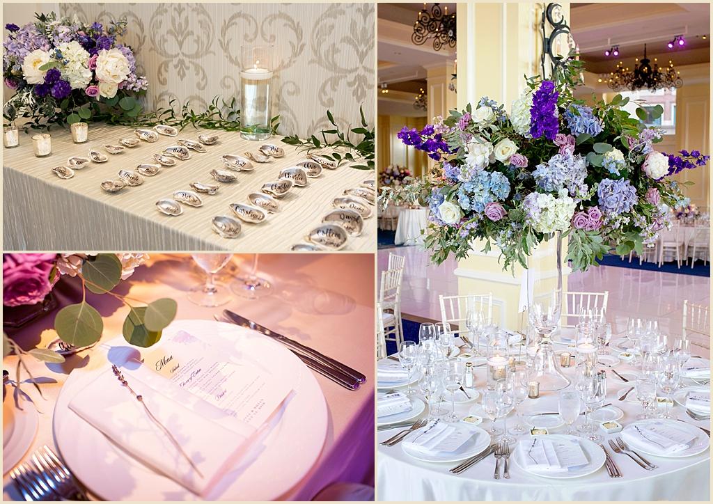 Summer Wedding Boston Harbor Hotel
