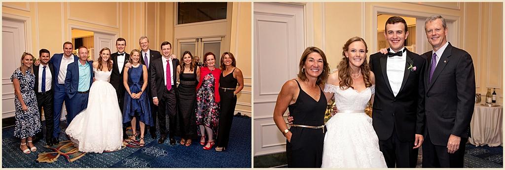 Wedding Venue Boston Harbor Hotel
