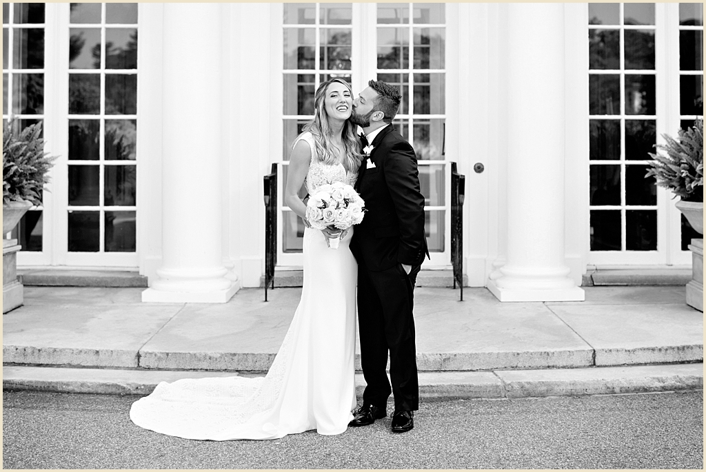 Estate Wedding Boston Tupper Manor