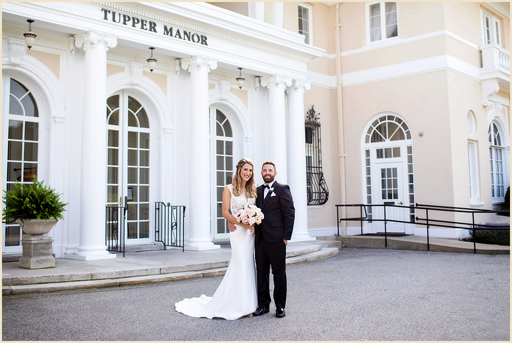 Tupper Manor Boston Wedding Venue