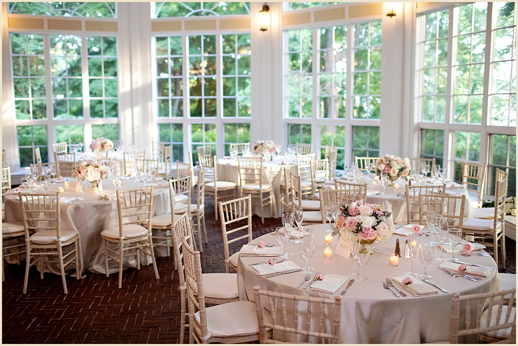 Summer Estate Wedding Boston Tupper Manor
