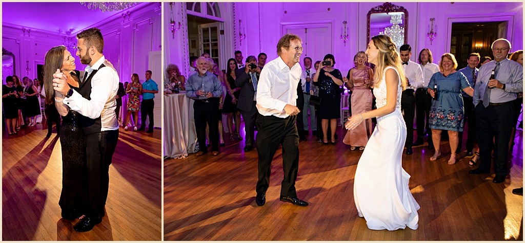 Summer Wedding Tupper Manor
