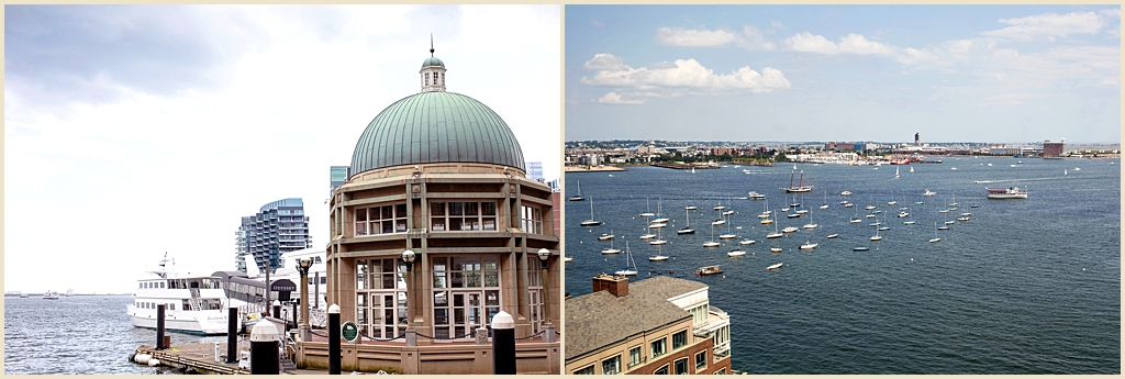 Boston Harbor Wedding Venue