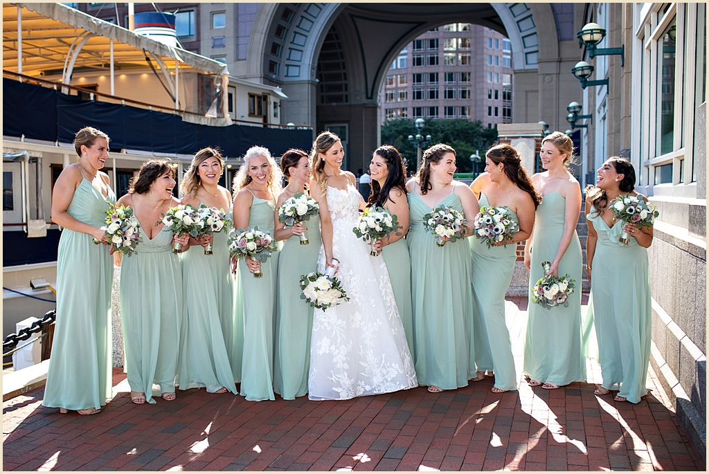 Wedding Venue Boston Harbor Hotel