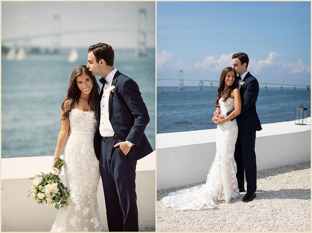 Classic Newport Wedding Belle Mer