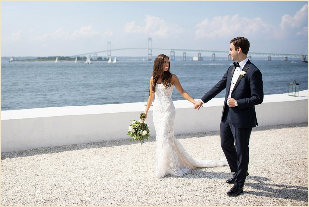 Summer Wedding Newport RI