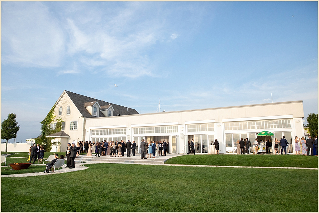 Belle Mer Newport Wedding Venue