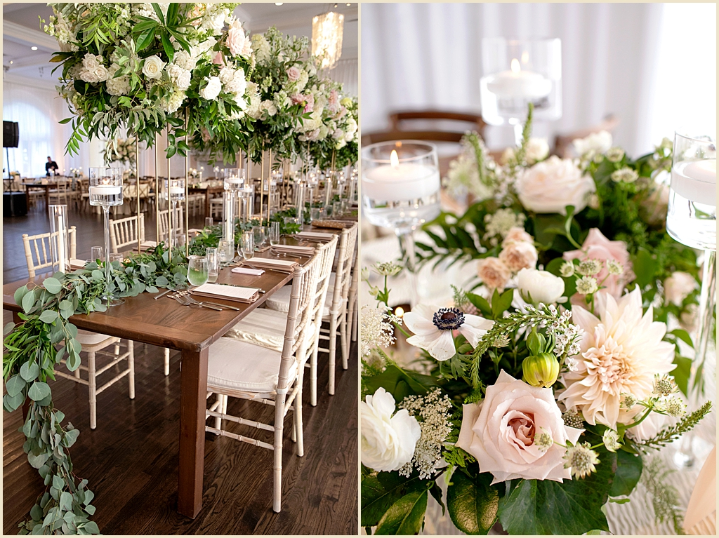 Longwood Events Belle Mer Wedding