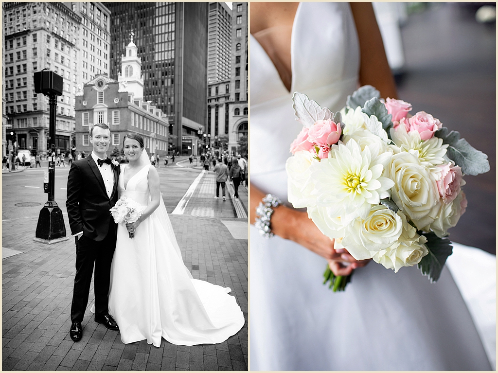 Boston Wedding Photography State Room