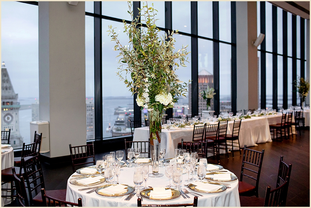 Wedding Venue State Room Boston