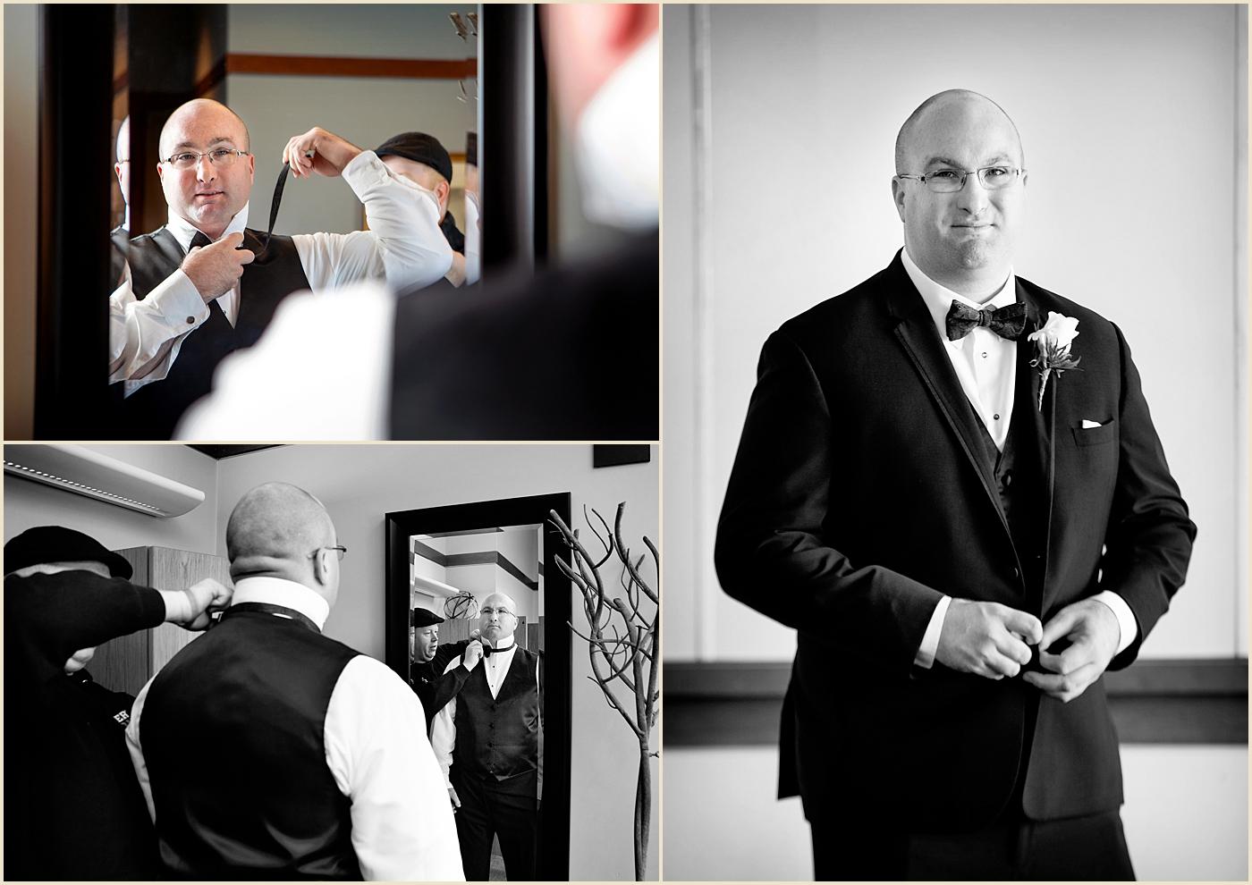 Boston Seaport Wedding Photography