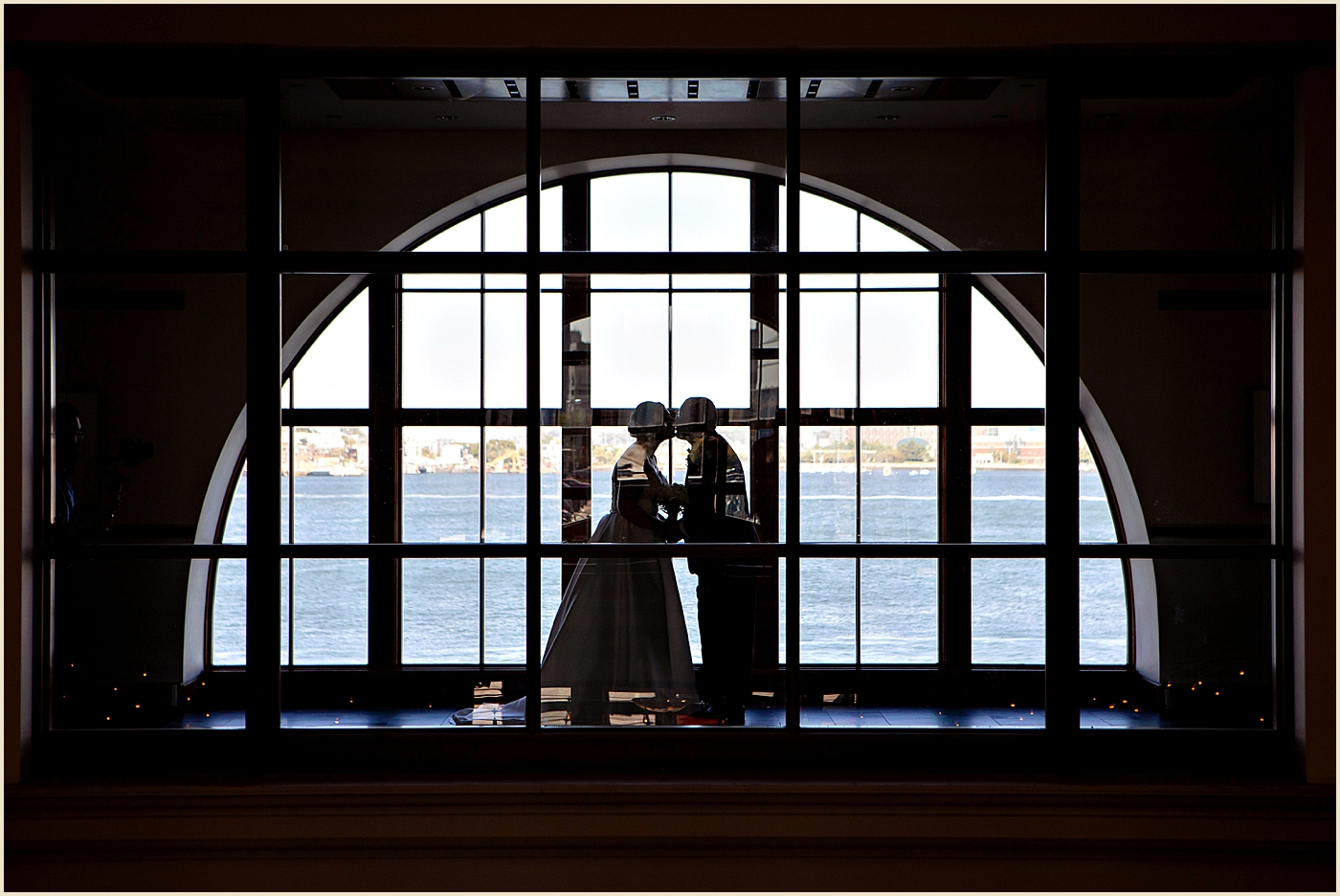The Exchange Boston Wedding Seaport