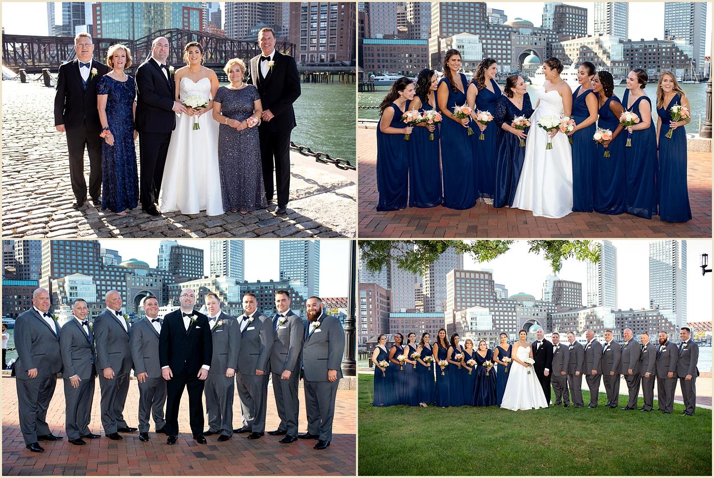 Seaport Wedding Boston Photography