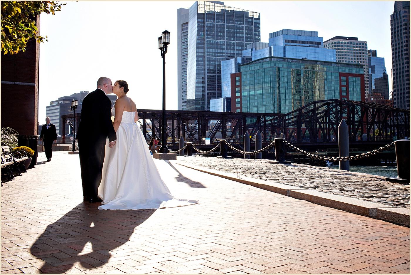 Seaport Wedding Boston Fan Pier