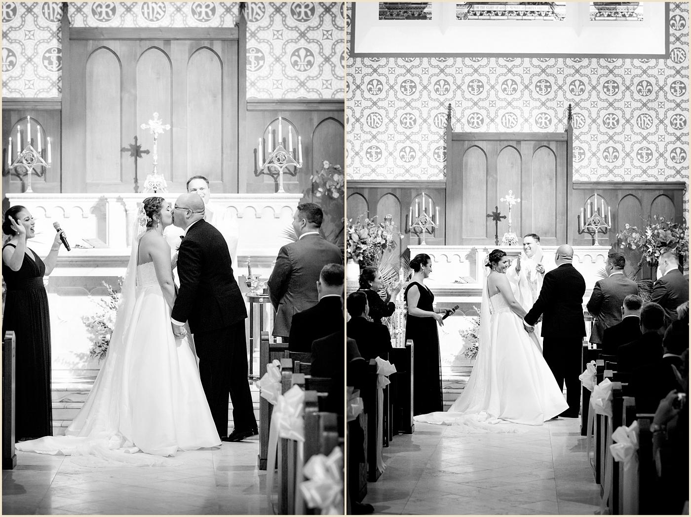 Boston Seaport Church Wedding