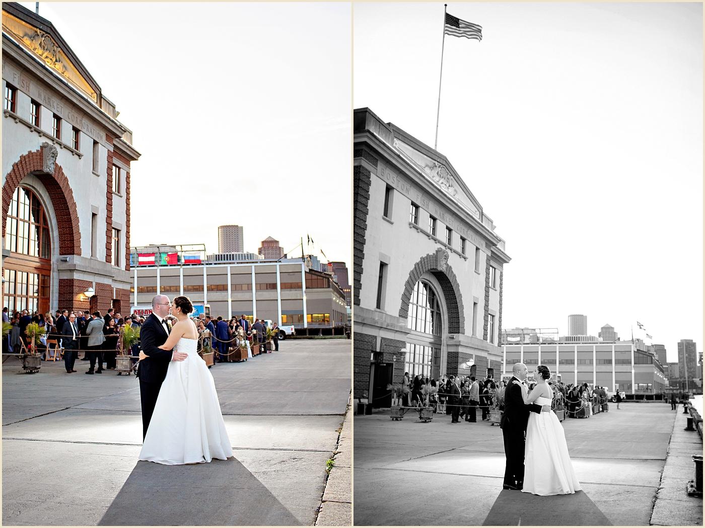 The Exchange Boston Waterfront Wedding
