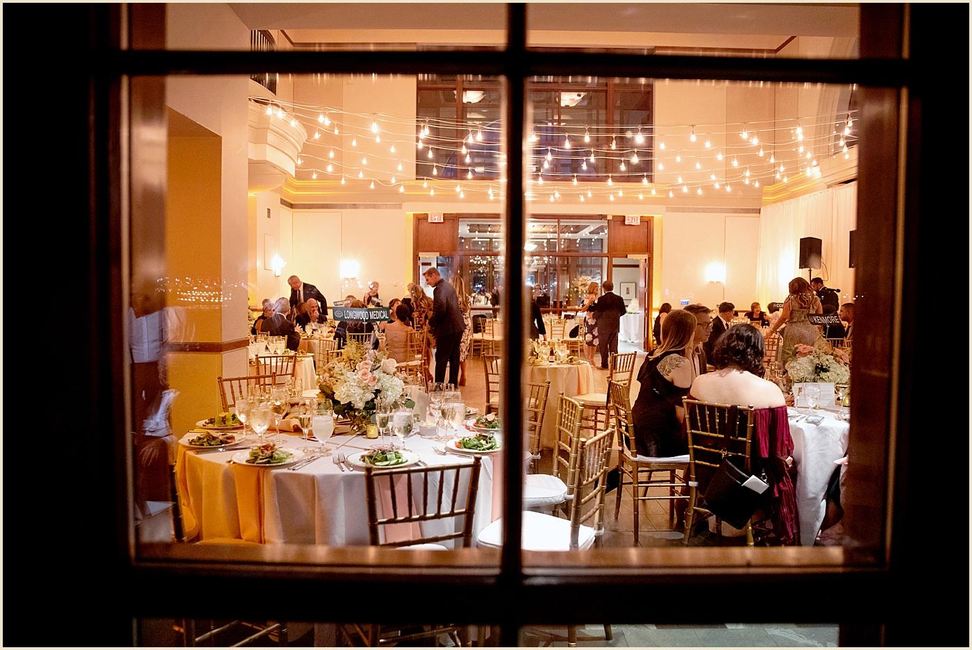 The Exchange Boston Fall Wedding Photography