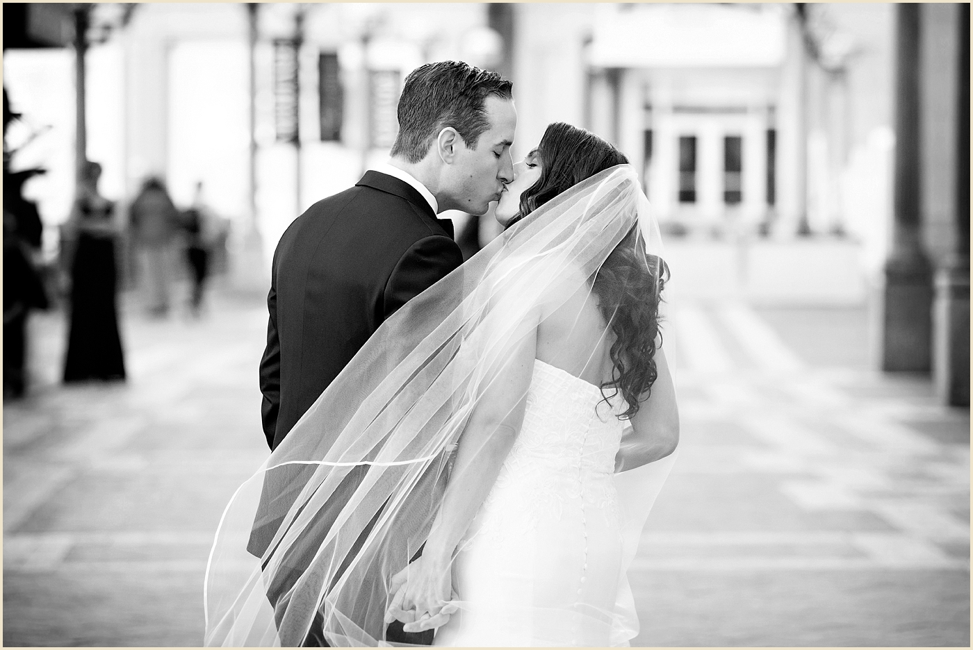 Boston Harbor Hotel Rowes Wharf Wedding