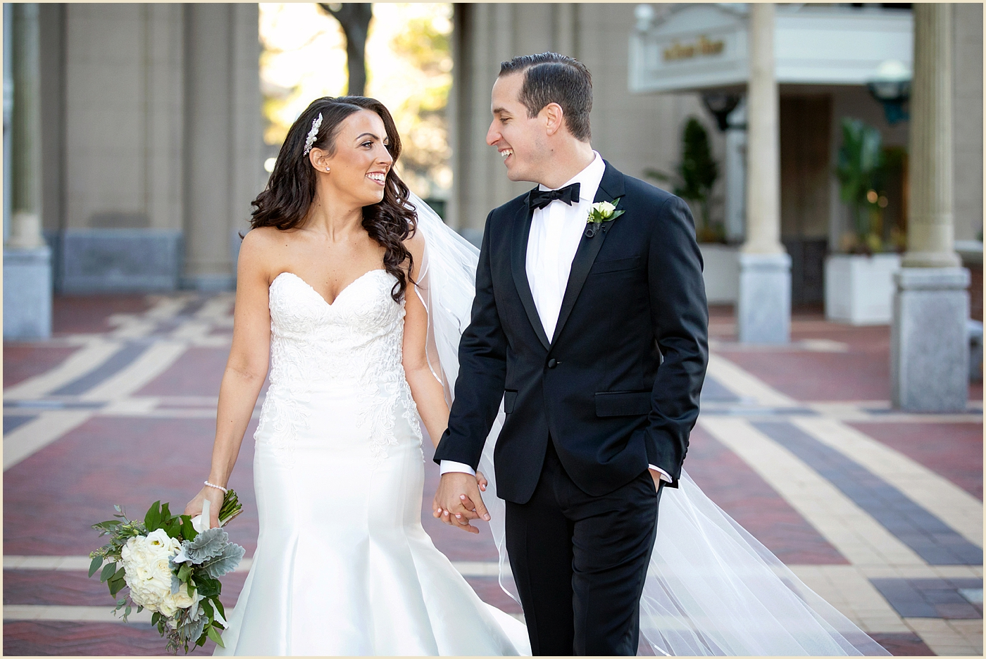 Rowes Wharf Boston Harbor Hotel Wedding