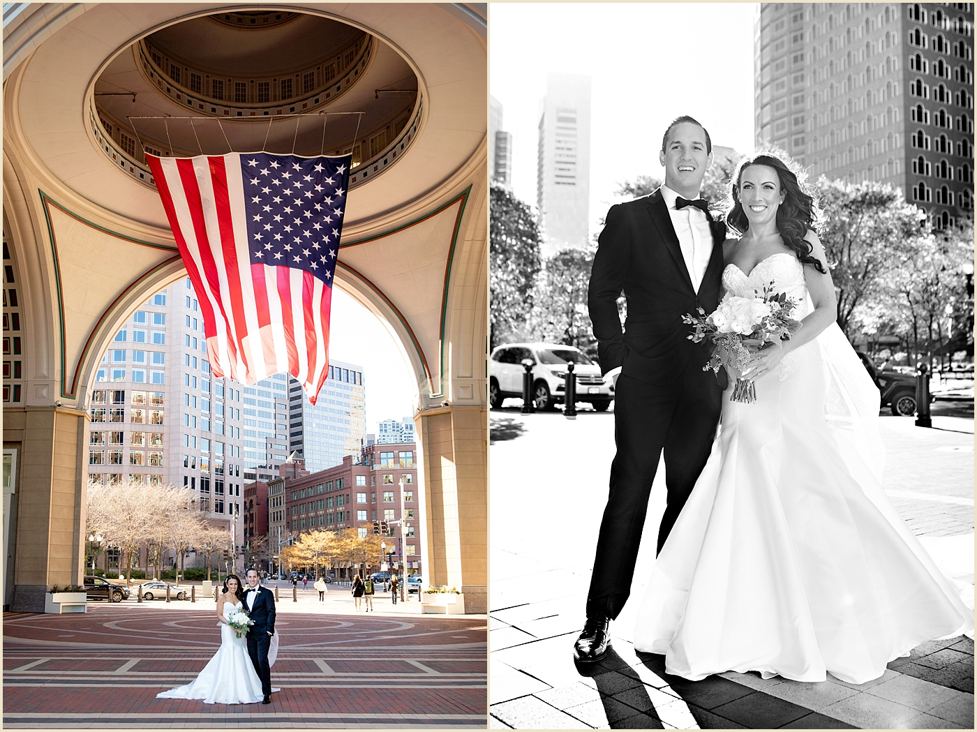 Boston Harbor Hotel Fall Wedding