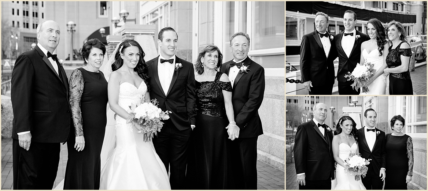 Rowes Wharf Wedding Boston Harbor Hotel