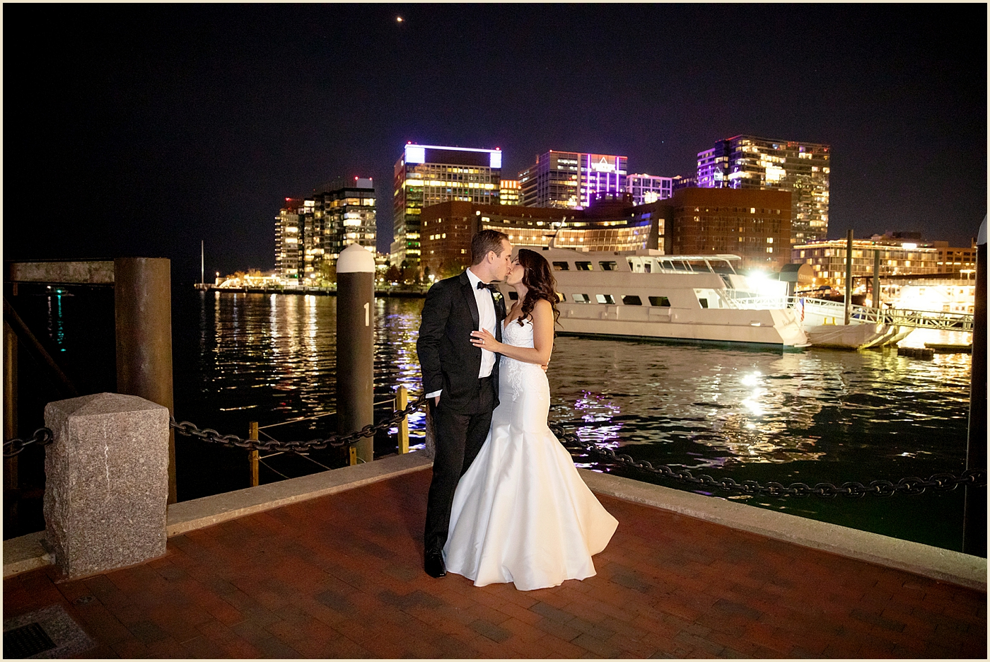 Boston Harbor Hotel Seaport Wedding