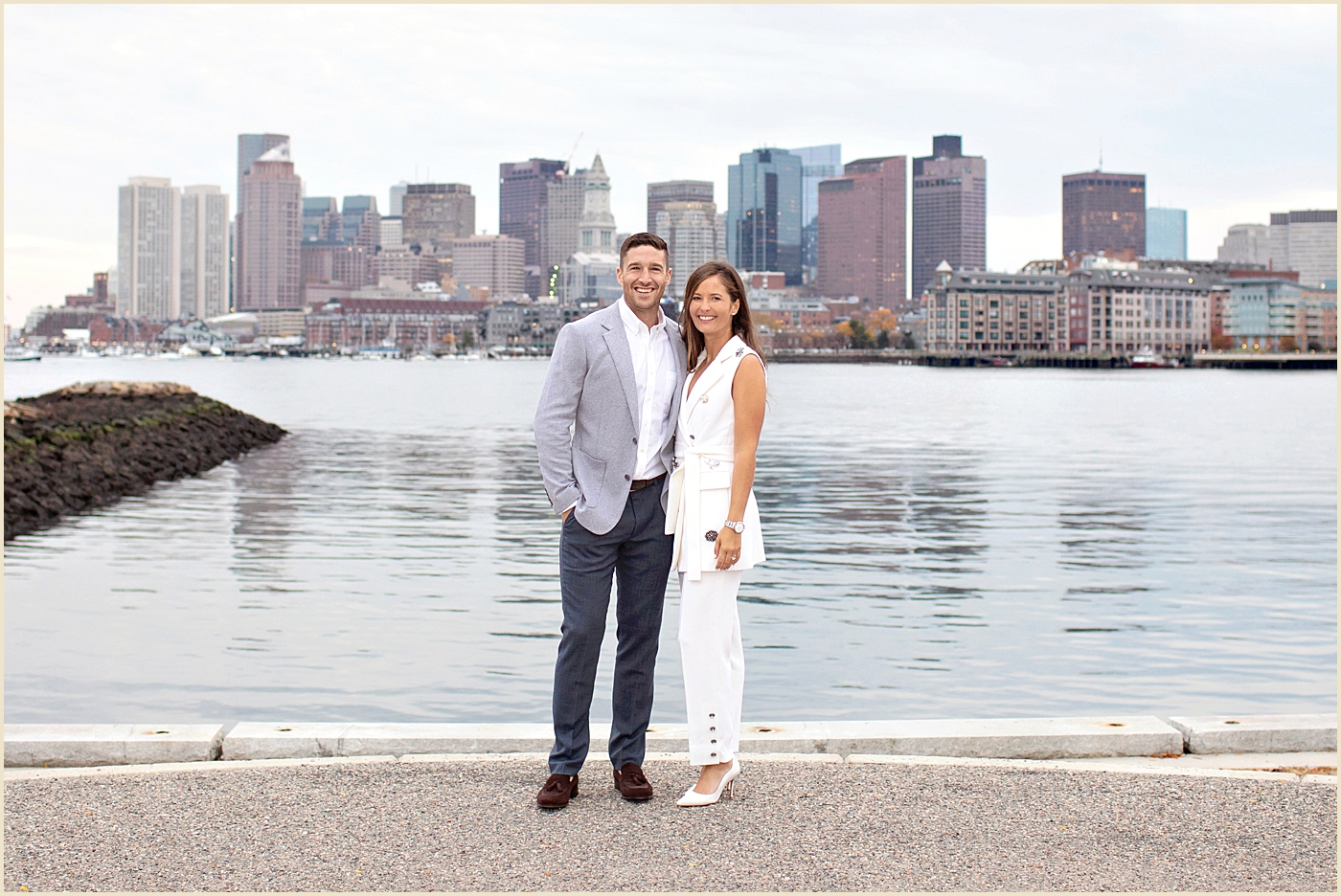 East Boston Wedding Photography