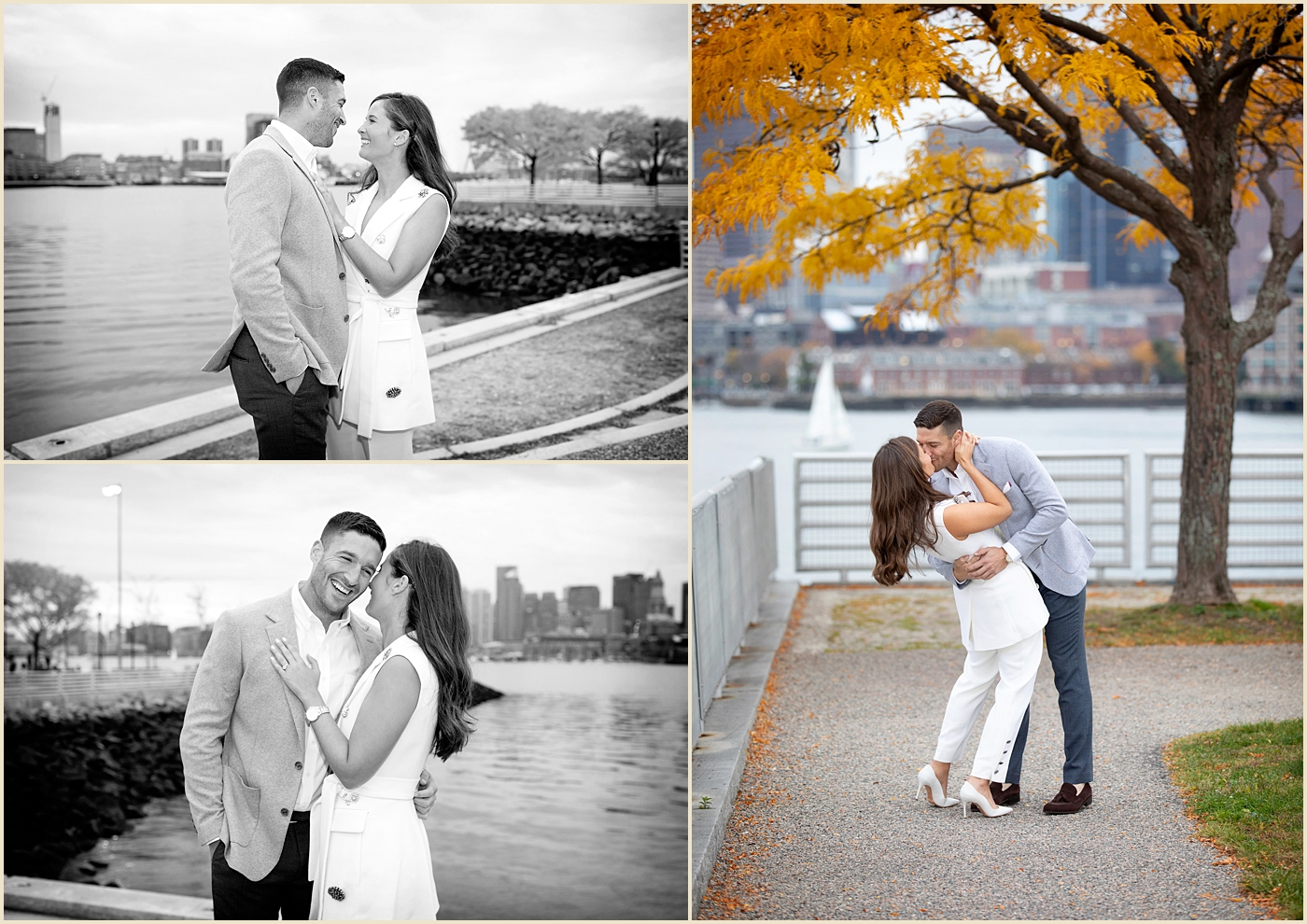 Boston Wedding Rehearsal Dinner Photography