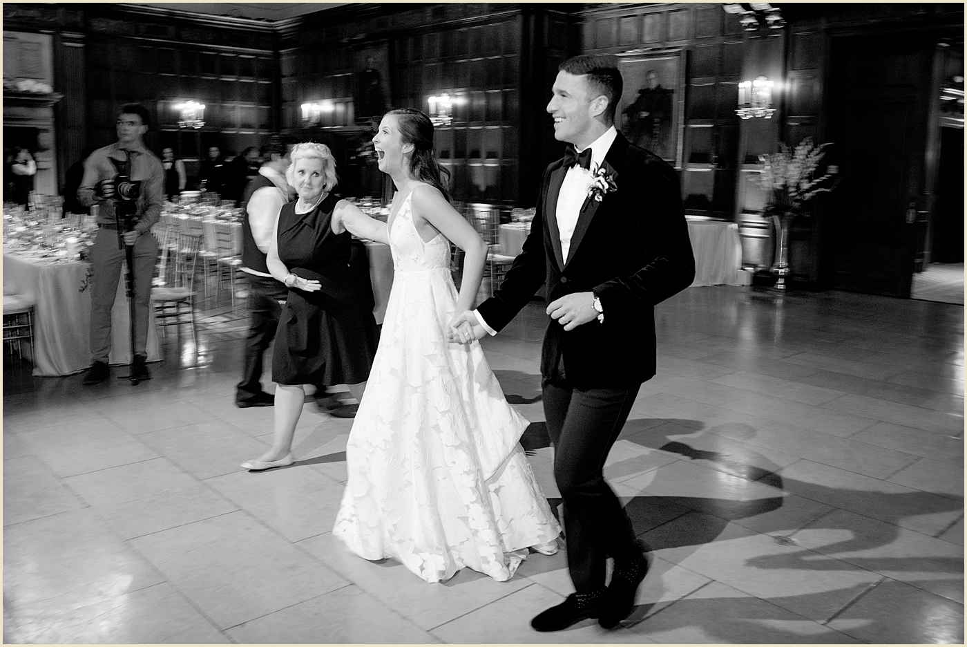 Harvard Club Boston Wedding Photography