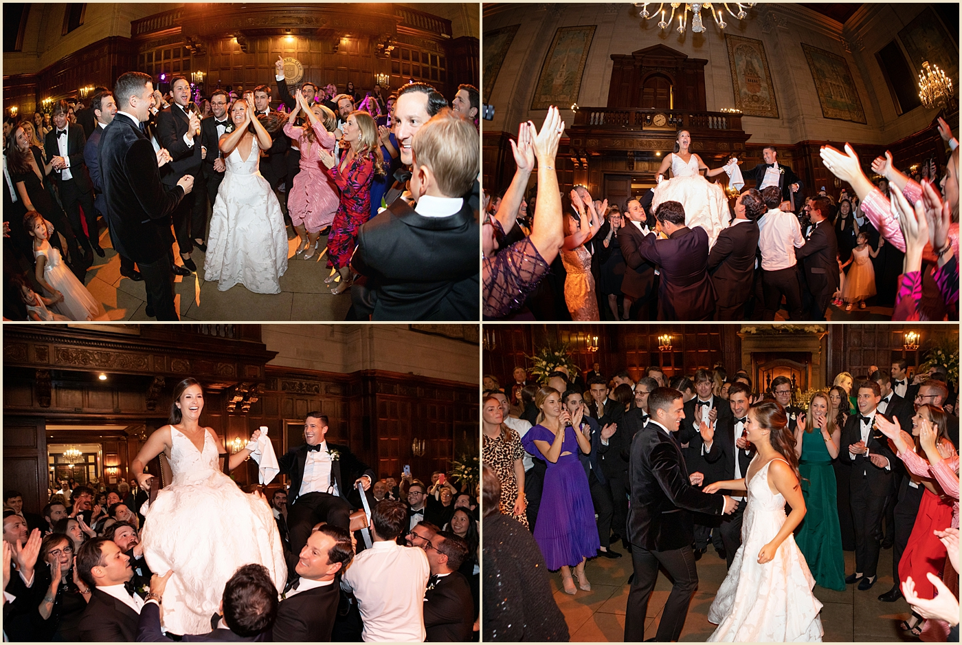 Wedding Photography Harvard Club Boston