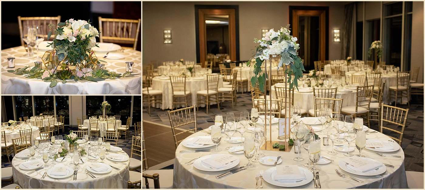 Royal Sonesta Cambridge Grand Ballroom Wedding